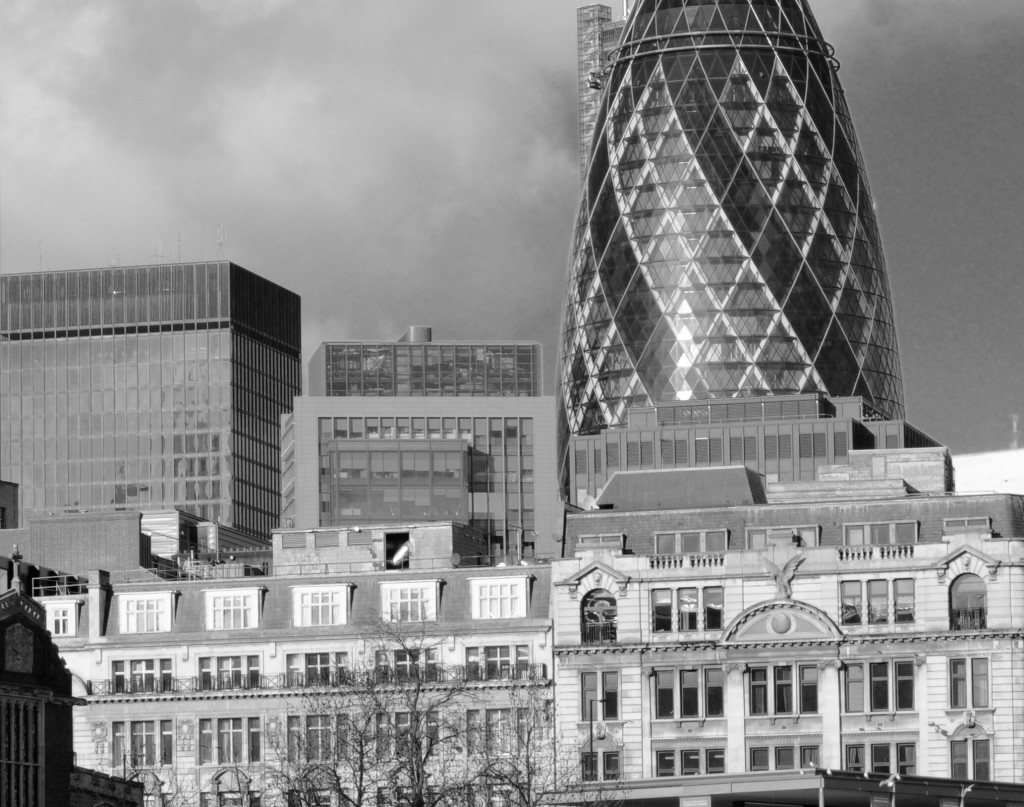 London Skyline - Raise your business's international profile