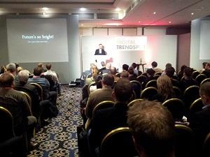 Leading Brands Speak at Sitecore Digital TrendSpot UK 2012