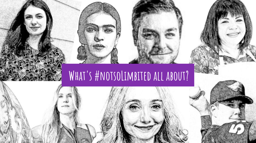 What's #NotSoLimbited all about?