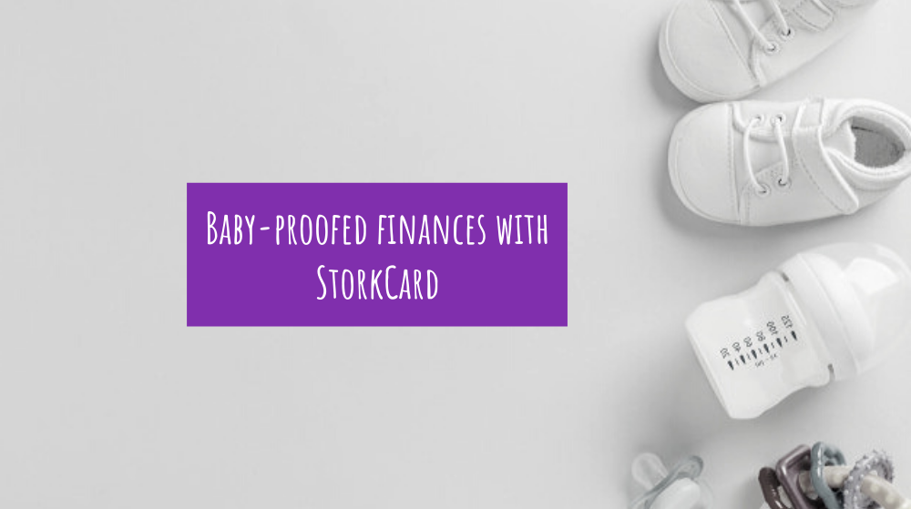 Baby-proofed finances with StorkCard